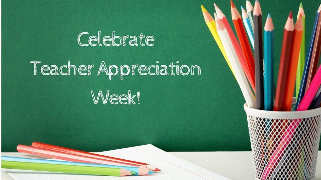Teacher Appreciation Week | Love Towards Teachers For Their Efforts